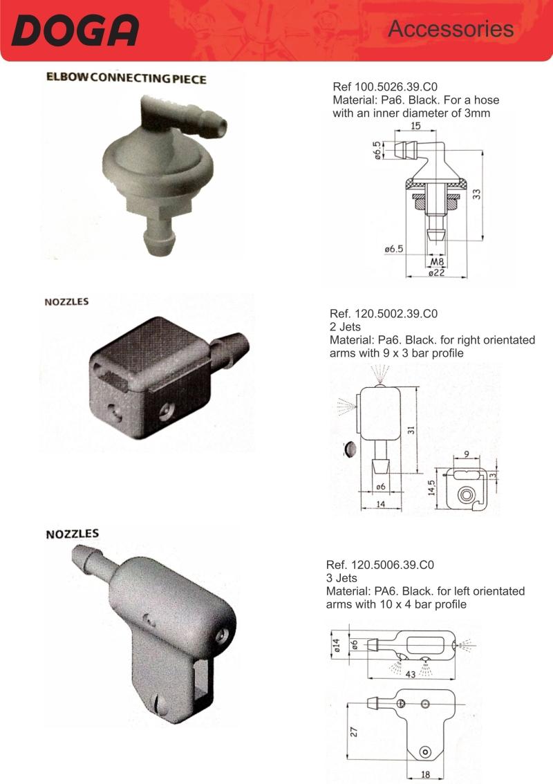 Doga accessories 1