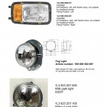 Headlight , fog light