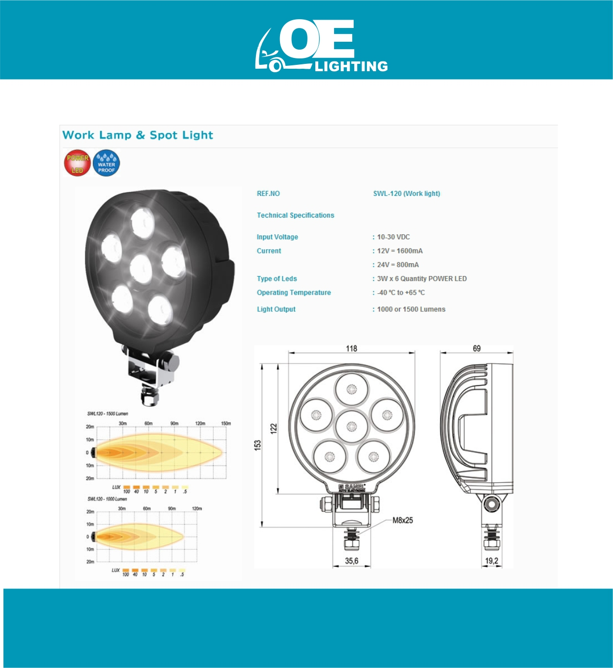 OE lighting 10