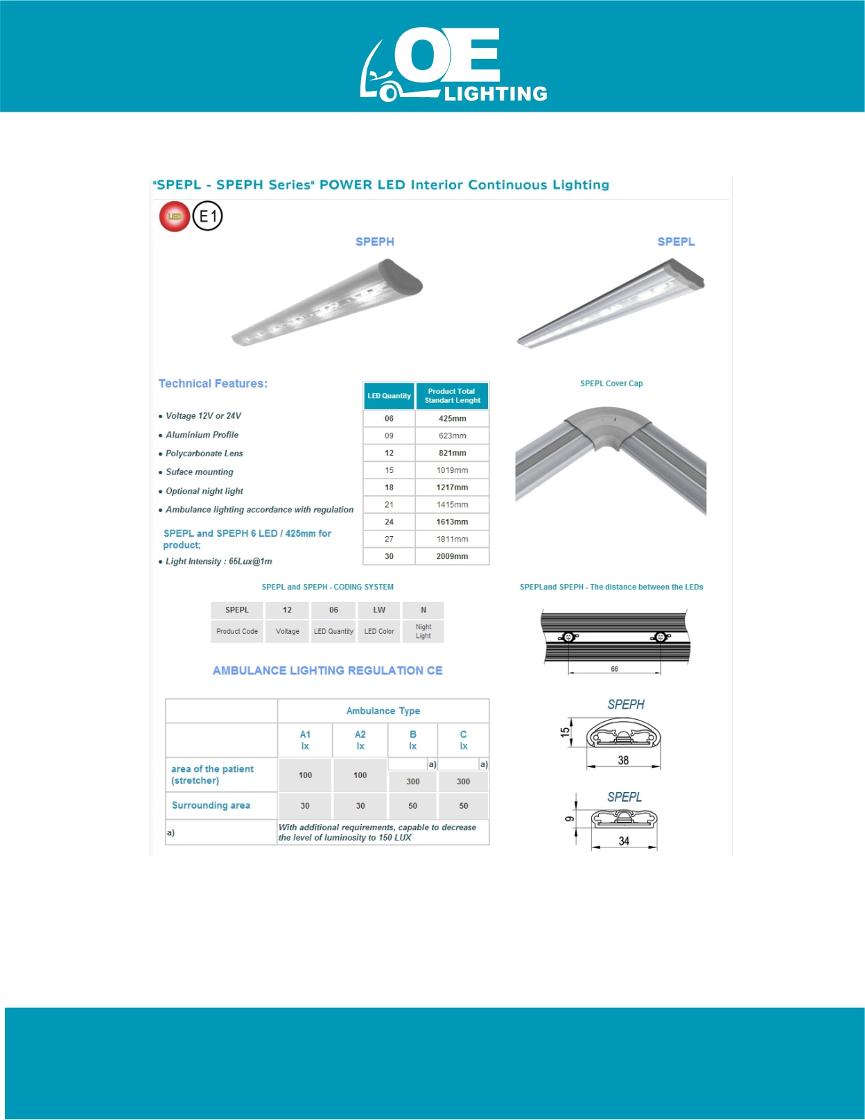 OE lighting 15